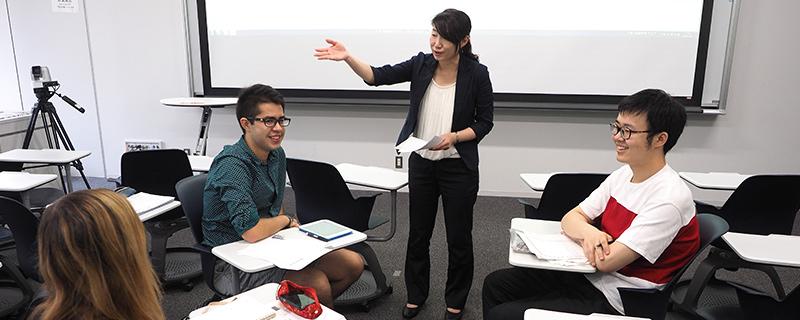 大学院日本語教育研究科 | 早稲田大学 まなびのコンパス